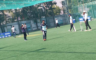 IBM's Sports Day celebrated at Sanjay Sports Academy